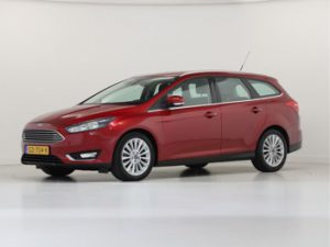 Rode Ford focus